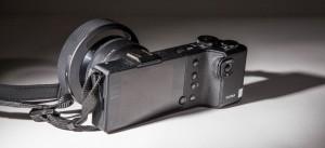 Sigma DP2 Quattro rear view